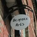 Sign for Bespoke Arts, Arundel