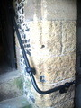 Arundel Castle handrail
